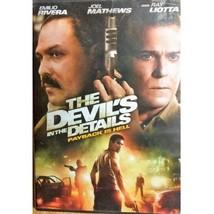 Emilio Rivera in The Devil's in The Details DVD - $4.95