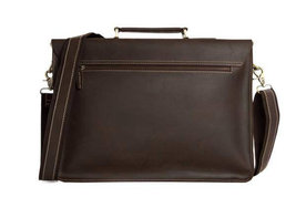 Sale, HandMade Leather Laptop Bag, Leather Briefcase, Business HandBag, Men's Me image 3