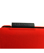 "Logitech Type+ Bluetooth Keyboard/Case RED for Apple iPad 9.7""  P/N: 820... - $24.45"