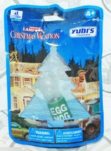"EGG NOG MOOSE HEAD NATIONAL LAMPOON CHRISTMAS VACATION YUBI TOY 2.5"" FIG... - $3.88"