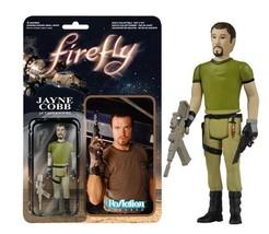 "Firefly TV Series Jayne Cobb 3.75"" ReAction Action Figure Funko 2014 MOC SEALED - $12.55"