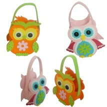 Fashion Design Lovely Owl Shape Gift Bags Children Candy Packet Spring E... - $0.00+