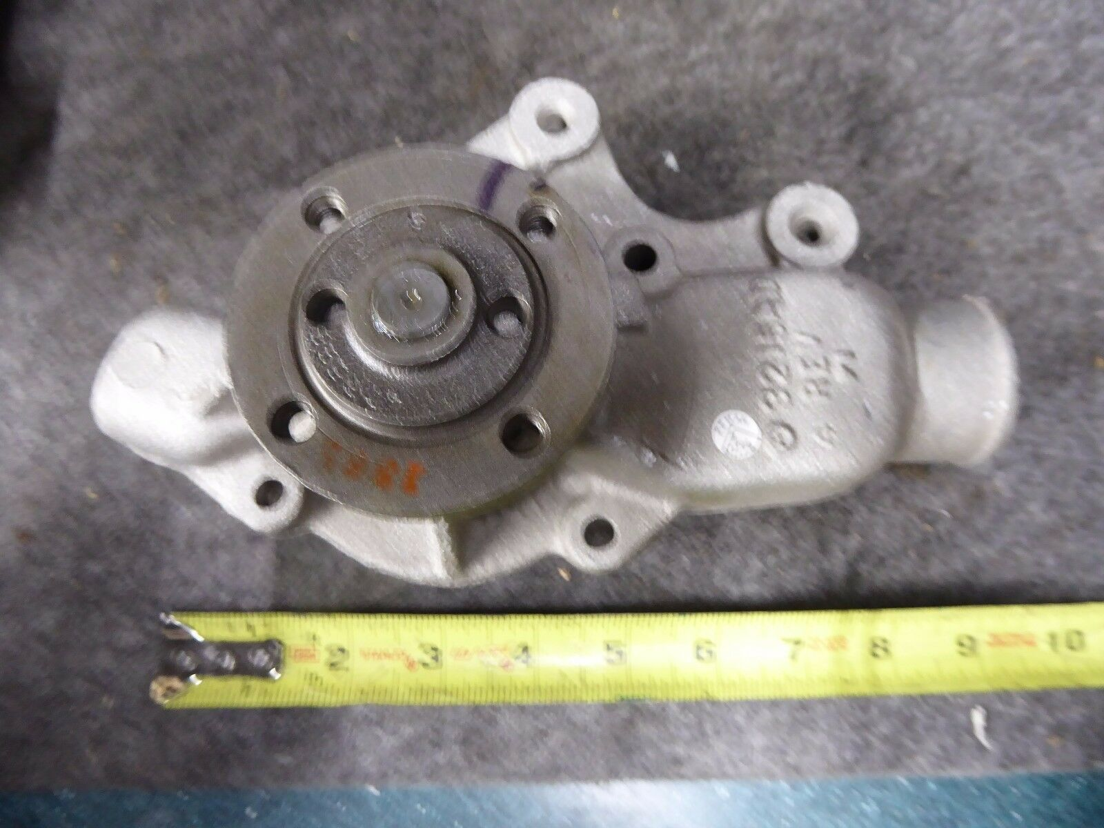 7-1365 GM Water Pump, Remanufactured By Arrow Eagle 1988-90, Jeep 87-94