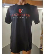 Rochester University Black T-shirt - Size L - NWOT - $8.38