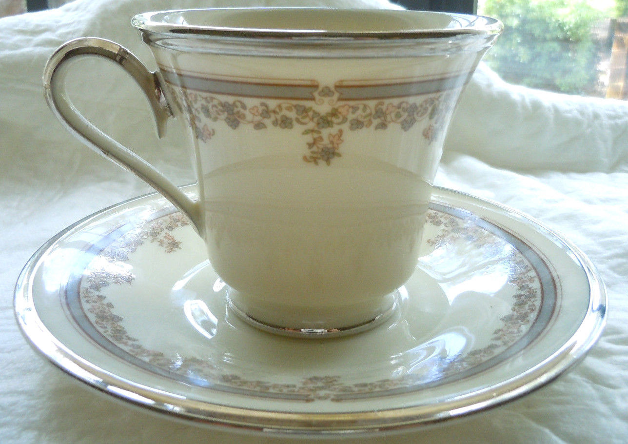 Lenox Lace Point Cup and Saucer Set and 50 similar items