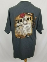 Harley-Davidson Mens XL T-Shirt Rally In The Valley 2009 RIV Graphic Tee - $14.99