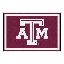 Fan Mats Plush Area Rug 5' x 8' Texas A & M Discontinued Logo - $179.99