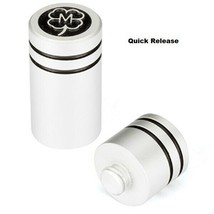 MCDERMOTT METAL JOINT PROTECTORS for QUICK RELEASE JOINT Pool Billiard C... - $31.00