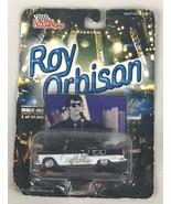 Roy Orbison 55 Chevy Hard Rockin Steel Die Cast Car #52 Limited Edition ... - $19.88