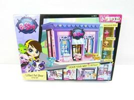 Littlest Pet Shop Style Set Design Your Store Minka Mark Kitery Banter S... - $54.40
