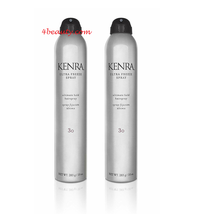 Kenra Ultra Freeze Spray 30 Ultimate Hold Hair spray 10oz (pack of 2) - $37.61