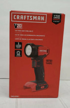 Craftsman 20V Max LED 140lm Flashlight Handheld Work Task Light Li-Ion CMCL020B - $24.55
