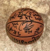 2012-13 Florida Gators Autographed Team Signed Basketball w/COA Patric Young - $89.99
