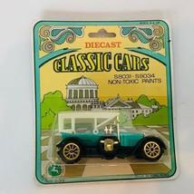 Classic die cast Diecast Toy Car Truck Vtg MOC Hong Kong Prince Henry Va... - $39.55