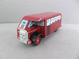 Ertl 1988 Thomas The Tank Engine Bertie The Bus Diecast Toy - $3.50