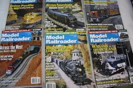 Model Railroader Magazines 2000 July - December - $13.99