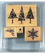 Stampin' Up! Patterned Pines Stamp Set - $59.99