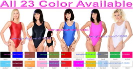 New 23 Color Lycra Spandex Short Suit Catsuit Costumes Sexy Short Body S... - $32.99