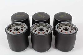 6 Pack Genuine Kawasaki 49065-7010 Oil Filter 25 Micron OEM - $37.60