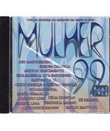 Mulher 99 [Audio CD] Various - $12.79