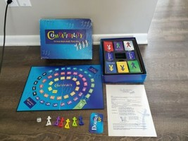 "Vtg 1996 Mattel ""Compatibility"" Board Game Do Great Minds Really Think Alike? - $23.36"