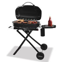 Portable Gas Grill BBQ Outdoor Cart Propane Shelf Camping - £156.92 GBP