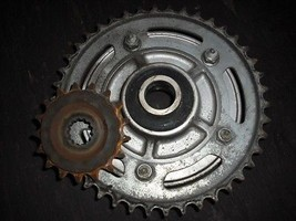 SUZUKI GSXR1000 GSXR 1000 SPROCKETS SET *FREE SHIPPING* - $32.53