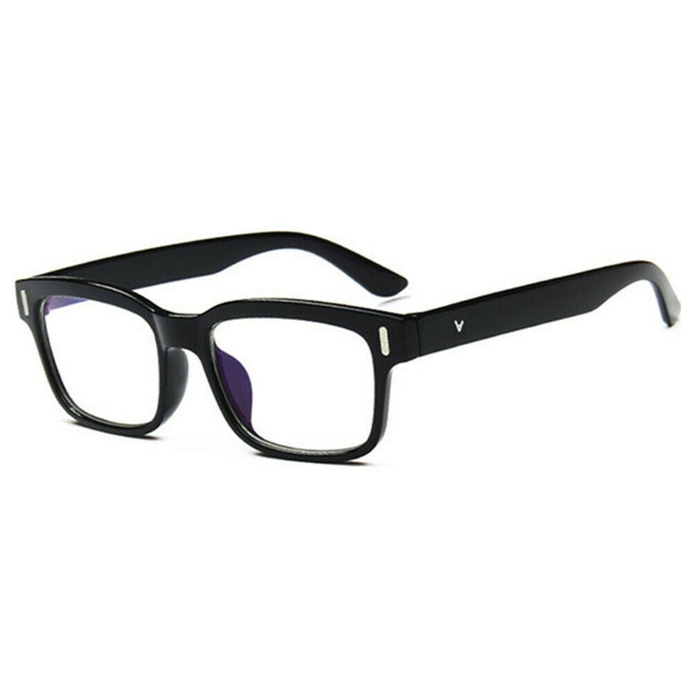 Fashion Classic Nerd Clear Lens Glasses Frame Retro Casual DailyEyeglass Eyewear