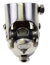"""Forged Stainless Steel Yokes Steering Shaft U-Joint 9/16"""" 26 Spline To 1"""" DD image 6"""