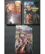 Lot 3 The Theyn Chronicles Series Books by Angela Elwell Hunt Ingram of ... - $15.83