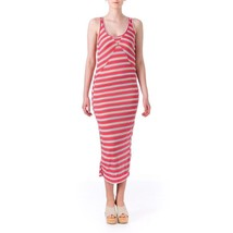 NWT Mark Jacobs 'Miriam' Striped Women's Jersey Dress in Pink Size MEDIUM - $47.82
