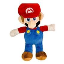 "Super Mario Brothers Plush Doll Stuffed Animal Figure Toy 11"" Nintendo ... - $13.85"