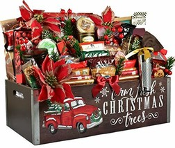 Gift Basket Village A Farmhouse Christmas Large, Detailed Christmas Them... - $399.91