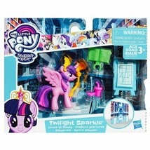 My Little Pony Exclusives Princess Twilight Sparkle Loves to Study 2017 ... - $8.09