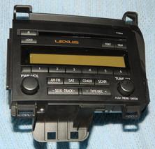 LEXUS 2012-2014 AM / FM / Sat and CD Factory Radio model # DEX-9307ZT - $77.56