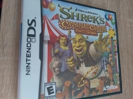 Nintendo DS Shrek's Carnival Craze Party Games image 1