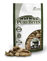 PureBites 1Pb470Bl Beef Liver For Dogs, 16.6Oz / 470G - Super Value Size