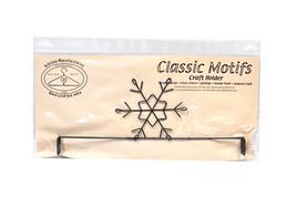 Classique Motifs Flocon de Neige 30.5cm En-Tête - $16.97