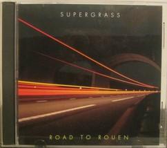 Supergrass Road To Rouen Cd (2005) Britpop Indie  - $4.50