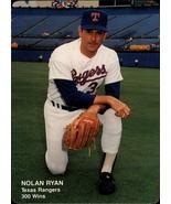 4 Nolan Ryan Cards (NM) - $8.00