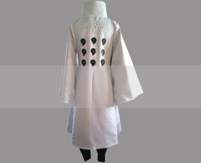 Naruto Shippuden Indra Asura Otsutsuki Cosplay Costume for Sale