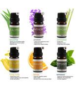Aromatherapy Essential Oils Set. 100% Pure Therapeutic Oils - $16.95