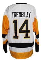 Custom Name # Beauport Harfangs Junior Hockey Jersey Yannick Tremblay Any Size image 2