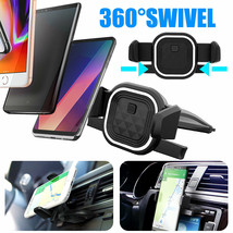 360° CD Slot Car Phone Holder Universal Cell Phone Car Mount for iPhone ... - $25.50