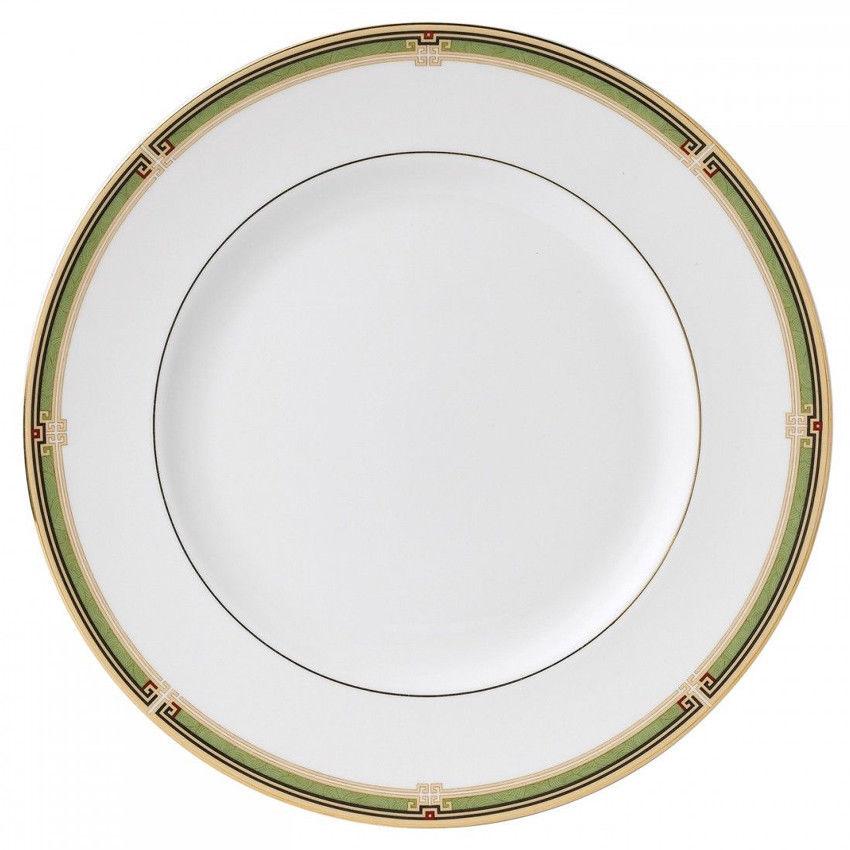 "Wedgwood Oberon Dinner Plate 10.75"" New - $38.90"