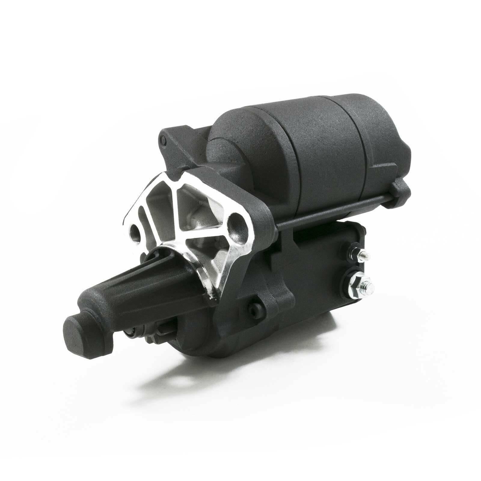 A-Team Performance 1.9 HP Mini Starter for Chrysler BB, Inline 6 SB, All Black
