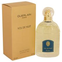 Guerlain Vol De Nuit Perfume 3.3 Oz Eau De Toilette Spray image 1