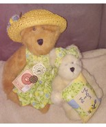 Boyds Collection #82507 MOMMA BEARHUGS AND TORY Plush Bears - $24.96