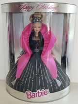 BARBIE DOLL Special Edition HAPPY HOLIDAYS 1998 Christmas MATTEL Collect... - $495.00