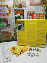 Clue Simpsons Replacement Pieces 2002 Tokens Yellow Die Dice Board Weapo... - $6.00+